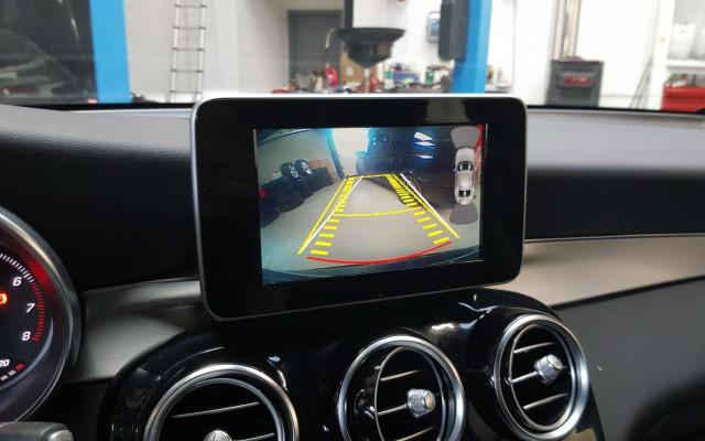 Camera Bijplaatsen Mercedes GLC